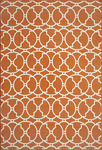 Momeni Baja BAJ-11 Orange Area Rug