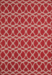 Momeni Baja BAJ-11 Red Closeout Area Rug