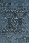 Dalyn Beckham BC1244 Sky Blue Closeout Area Rug