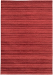 Chandra Beacon BEA1201 Red Closeout Area Rug