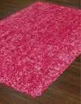 Dalyn Bright Lights BG69 Hot Pink Closeout Area Rug - Spring 2017