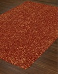 Dalyn Bright Lights BG69 Orange Closeout Area Rug - Spring 2017