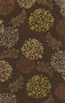 Dalyn Berkley BK218 Chocolate Closeout Area Rug