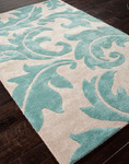 Jaipur Blue BL82 Aloha Rainy Day & Reef Waters Area Rug