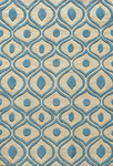 Momeni Bliss BS-09 Blue Closeout Area Rug