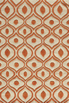 Momeni Bliss BS-09 Orange Closeout Area Rug
