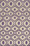 Momeni Bliss BS-09 Purple Closeout Area Rug