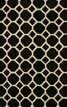 Momeni Bliss BS-11 Black Closeout Area Rug