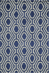 Momeni Bliss BS-21 Navy Closeout Area Rug