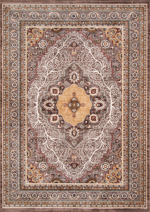 Momeni Brighton BR-01 Brown Closeout Area Rug