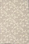BRSVN 50051 Brussels Vine Putty/Ivory - Wilton Essence Collection - Nourison offers an extraordinary selection of premium broadloom, roll runners, and custom rugs.
