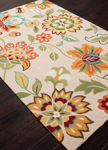 Jaipur Blossom BSM03 Botanic Rutabaga & Honey Gold Closeout Area Rug
