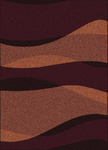 Radici USA Bella 1817 Brown/Copper Closeout Area Rug