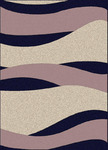 Radici USA Bella 1817 Navy/Pearl Closeout Area Rug