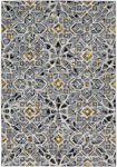 Feizy Bleecker 3609F Storm Closeout Area Rug