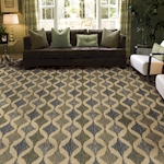 Nourison Bukhara Collection - Nourison offers an extraordinary selection of premium broadloom, roll runners, and custom rugs.