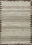 Jaipur Carolina CAL03 Dennison Egret & Moon Rock Closeout Area Rug