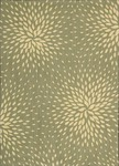 Nourison Capri CAP2 LTG Light Green Closeout Area Rug