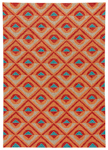 Jaipur Catalina CAT47 Harrow Apricot & Chili Pepper Closeout Area Rug