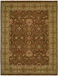 Designer Series DS040010 Manchester Chocolate Rug