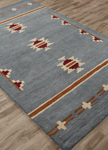 Jaipur Cabin CBN01 Fir Trooper & Cement Closeout Area Rug