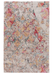 Jaipur Ceres CER05 Eris Porcelain Green & Chili Pepper Area Rug