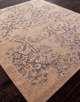 Jaipur Jenny Jones Global CG01 Antique Monsoon Mojave Desert & Folkstone Gray Area Rug