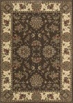 Nourison Cambridge CG02 CHO Chocolate Closeout Area Rug