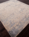 Jaipur Jenny Jones Global CG05 Chambord Pebble & Dark Slate Area Rug