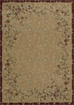 Nourison Cambridge CG07 BGERD Beige/Red Closeout Area Rug