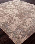 Jaipur Jenny Jones Global CG09 Versailles Turtledove & Aluminum Area Rug
