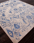 Jaipur Jenny Jones Global CG13 Monsoon Turtledove & True Navy Area Rug
