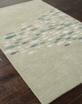 Jaipur Coastal Living Hand-Tufted CH20 Schooled Sea Blue/Sea Blue Closeout Area Rug - Spring 2014