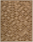 Nourison Chicago CHI01 BRN Brown Area Rug