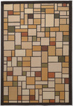 Surya Charleston CHN-1536 Gold/Black Closeout Area Rug - Spring 2011