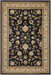 Surya Charleston CHN-1541 Black/Tan Closeout Area Rug - Spring 2011