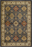 Surya Charleston CHN-1546 Dark Navy/Cream Closeout Area Rug - Fall 2011