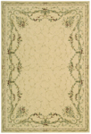 Nourison Grand Chalet CL04 IV Ivory Closeout Area Rug