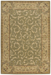 Nourison Grand Chalet CL05 LTG Light Green Closeout Area Rug