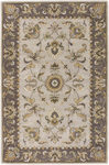 Surya Clifton CLF-1001 Charcoal/Light Grey Closeout Area Rug - Fall 2009