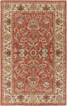 Surya Clifton CLF-1005 Rust/Red Closeout Area Rug - Spring 2010