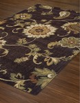 Dalyn Columbia CM116 Chocolate Closeout Area Rug - Winter 2016