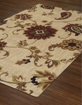 Dalyn Columbia CM116 Ivory Closeout Area Rug - Winter 2016