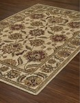 Dalyn Columbia CM2 Ivory Closeout Area Rug - Winter 2016