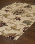 Dalyn Columbia CM31 Ivory Closeout Area Rug - Winter 2016