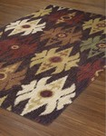 Dalyn Columbia CM532 Chocolate Closeout Area Rug