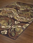 Dalyn Columbia CM534 Chocolate Closeout Area Rug - Winter 2016