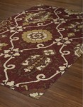 Dalyn Columbia CM563 Salsa Closeout Area Rug