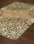 Dalyn Columbia CM75 Ivory Closeout Area Rug - Winter 2016