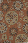 Dalyn Cabana CN3 Spice Closeout Area Rug - Winter 2019